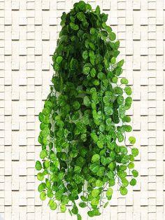 Artificial Ivy Garland Hanging Plants Vine by HandcraftsInStudio