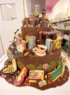 Cadbury World says happy 10th birthday Bullring Birmingham