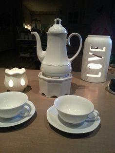 Time for tea :)