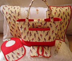 Sock Monkey Diaper Bag, this proves we need a brother or sister for you