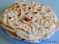 Lavaş Ekmeği - Galettes pour dürüm: Cuisine turque