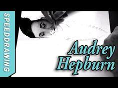 Hyperrealism Drawing Audrey & Beeldje