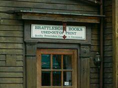 Battleboro Books: Used Out of Print ~ Battleboro, VT