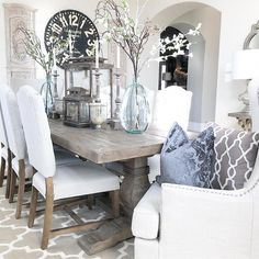 Creative ways Best Of Dining Room Wall Decor Ideas – Dinning Room Table Decor, Formal Dinning Room, Cottage Dining Rooms, Farmhouse Dining Room Table, Dining Room Walls, Dining Room Design, Dining Room Furniture, Room Decor, Living Room