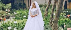 Elegant and romantic a line wedding dresses flattering for all brides. These dresses are timeless and stylish, also have many settings.