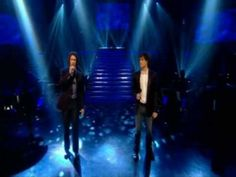 Lee Mead and Josh Groban - You Raise Me Up [Any Dream Will Do -week 9]