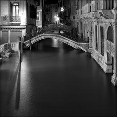 Venice Silence by Larisa Gurjeva