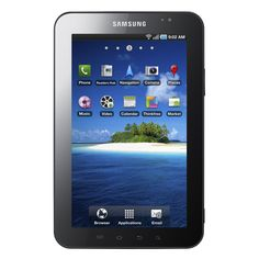 £429 - Samsung P1000 Galaxy Tab 7-inch 3G + Wi-Fi Tablet (ARM Cortex A8 1GHz, 16 GB, 7-inch TFT LCD, Bluetooth, Android 2.2) - Sim Free. 7-inch (17.8 cm) TFT touch screen with 1024 x 600 pixel resolution and 16 million colours  Two Cameras: 3.2 megapixel (2048 x 1536 pixels) and 1.3 megapixel (for video)  Limitless diversity with the Android 2.2 operating system  Comfortable surfing with Wi-Fi, HSDPA and Adobe Flash support  VibeTonz Effects provide tactile vibration feedback for touch…