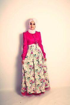 Super cute formal Hijabi dress!!!!