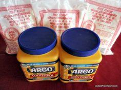 Two-Ingredient Best Gluten-Free All-Purpose Flour Mix Gluten Free Easily