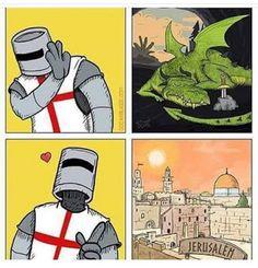 The crusades were so weird