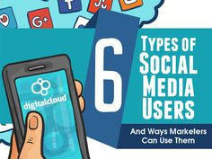 As a digital marketer, you don't just approach anyone. Read on and know the different social media users and learn ways on how you should treat them. Seo, Digital Marketing, Social Media, Learning, Studying, Teaching, Social Networks, Education, Social Media Tips