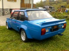fiat_131_abarth_stradale_retro_ Maserati, Ferrari, Fiat Cars, Fiat Abarth, Italian Beauty, Old Cars, Cars And Motorcycles, Muscle Cars, Vintage Cars
