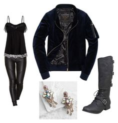Designer Clothes, Shoes & Bags for Women Superdry, Cover Up, Shoe Bag, Polyvore, Jackets, Stuff To Buy, Shopping, Collection, Design