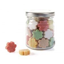 Soap n scent via Wereldwinkel. Soap in a jar