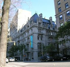 Central Park - New York City, New York - Jewish Museum designed by Charles P.H. Gilbert