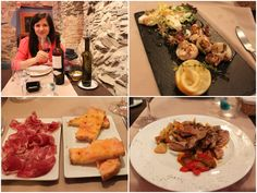 Delicious food from Priorat. Read more about our travel experiences to the region #ttot