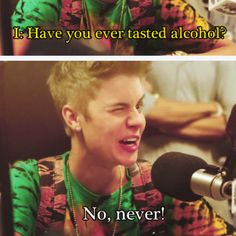 Hahaha gotta love Justin <3 <3 He is forever a kidrauhl <3 <3 <3 I LOVE JUSTIN DREW BIEBER SOOOOOOO MUCHHHHH <3 <3 <3 <3 <3 <3 <3 <3 FOREVER BELIEBER XXXXXXXXX