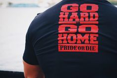 "Tshirt PRiDEorDiE ""State of Mind"" MMA / Grappling / Wrestling / BJJ / JJB / Boxe / Cross Training / Fitness / Kickboxing / Muay Thai / UFC / Bellator / Fighter / Fight / Crossfit / Skull / Go Hard or Go Home"