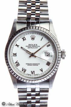 Mens Rolex Datejust Stainless Steel