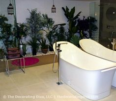 Seductive Soaking Tubs by Patricia Urquiola for Axor | The Decorating Diva, LLC