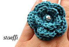 crochet ring. :))