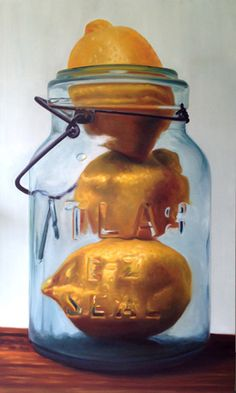Making Lemonade  by Sally Tharp