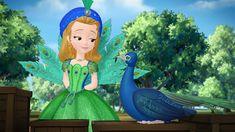 Sofia the First Princesa Sofia Videos, Princesa Amber, Princess Sofia Dress, Little Disney Princess, Walt Disney Studios, Sofia The First, Disney Junior, Disney Fan Art, 3d Animation