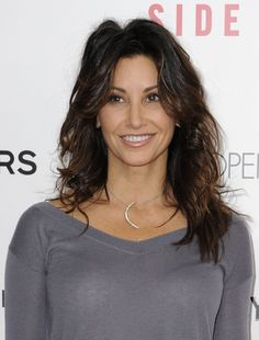 Gina Gershon always looks so cheerful and stylish although she is already over Her beauty and glamour is not less than those younger female stars. She likes to wear a medium haircut, and. Top 14, Loose Hairstyles, Straight Hairstyles, Girl Hairstyles, Medium Hairstyles, Medium Curls, Medium Hair Cuts, Medium Straight Haircut, Medium Hair Styles For Women