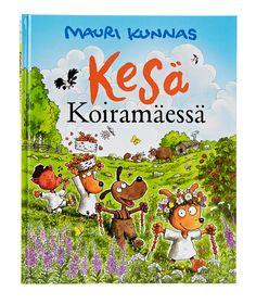 Mauri Kunnas: Kesä Koiramäessä, 19,95 € (norm. 24,95 €), Suomalainen Kirjakauppa, E-taso