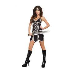 Sexy Roman Gladiator Costume #sexycostume #gladiator #halloweencostume