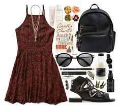 """""""and then"""" by velvet-ears ❤ liked on Polyvore"""