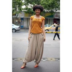 Global Street Fashion and Street Style Harajuku Mode, Harajuku Fashion, Harem Pants Fashion, Love Fashion, Womens Fashion, Fashion 2018, Indian Fashion, Spring Fashion, Fashion Ideas