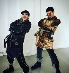 2NE1's CL and Big Bang's G-Dragon hang out in Paris | allkpop