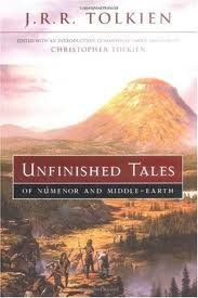 Unfinished Tales of Numenor and Middle-earth Publisher: Houghton Mifflin Harcourt by Christopher Tolkien http://www.amazon.com/dp/B004UZEDAY/ref=cm_sw_r_pi_dp_f0Seub199A23N