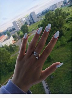 nails nails nails nails for teens fall 2019 fall autumn fake nails nails natural Acrylic Nails Coffin Short, White Acrylic Nails, Best Acrylic Nails, Summer Acrylic Nails, White Coffin Nails, White Acrylics, Rose Gold Nails, Yellow Nails, Aycrlic Nails