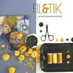 Fil Etik, jolis tissus bio et éthiques, propose un large choix de tissus certifiés biologiques et éthiques ainsi que des articles de mercerie écologiques: fils à coudre en coton bio, passementerie bio tels que biais et passepoils certifiés bio et des patrons de couture. Boutique en ligne moderne dédiée à la couture responsable, Fil Etik déniche pour vous des tissus bio et contemporains et choisit le label le plus rigoureux en matière textile: le référentiel GOTS.
