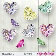 Jewels 2 by reginafalango