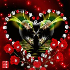 Love Heart Gif, Love Heart Images, Love You Gif, Love You Images, Good Morning Love Gif, Good Morning Beautiful Pictures, Cute Love Pictures, Rose Flower Wallpaper, Heart Wallpaper