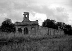 Railway Terminus, Gosport, Hampshire [1841 William Tite].