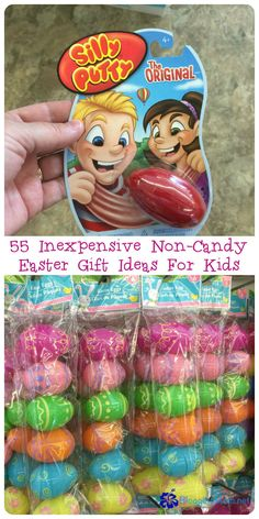 5 super simple non chocolate easter gifts for toddlers and babies 55 inexpensive non candy easter gift ideas for kids negle Gallery
