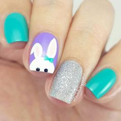 Easter nails are the cutest ones among the rest of the spring ideas. There are so many different designs that are popular for Easter Sunday. We have covered the best nail art in this article for your inspiration! #easternails #naildesigns
