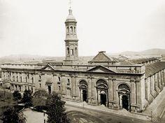 la catedral de Santiago antes de 1906 by santiagonostalgico, via Flickr Cities, Historical Pictures, Old Pictures, Past, Iglesias, Places, Travel, Buildings, Photos