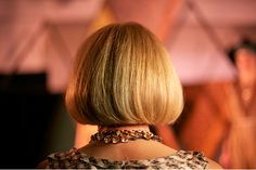 Anna Wintour, the Queen of Vogue
