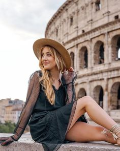 My Rome vlog is live