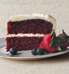 Deep Rich and Velvety a delicious Red Velvet Delight