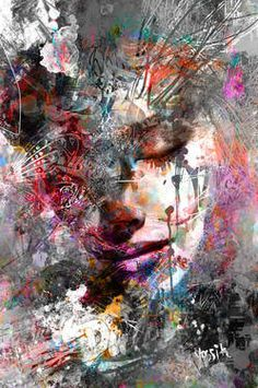 "Saatchi Art Artist yossi kotler; New Media, ""acceptance"" #art"