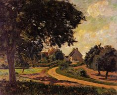 After the Rain by Armand Guillaumin