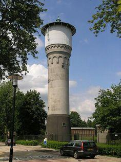Watertoren aan de Kloosterweg