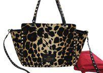 Valentino Tote in Leopard